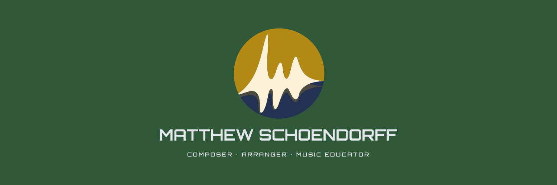 THE MUSIC OF MATTHEW SCHOENDORFF